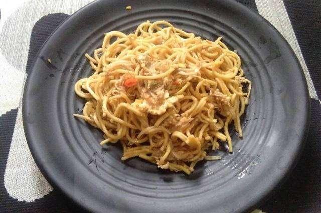 Cara memasak mie jamur enoki, resep masakan praktis dan mudah, kuliner nusantara