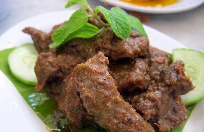 cara memasak daging sapi, resep rendang sapi, cara membuat rendang sapi, resep masakan padang