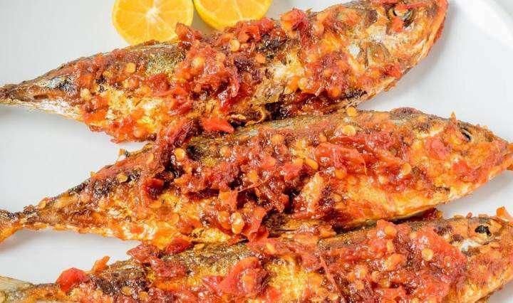 cara memasak ikan, resep ikan pindang balado,masak apa hari ini