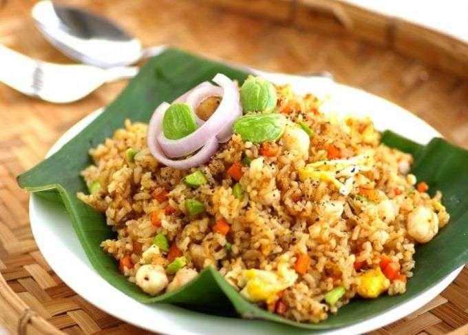cara membuat nasi goreng, cara memasak nasi goreng, resep nasi goreng