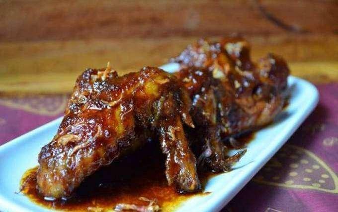 resep ayam kecap, cara membuat ayam kecap, masak masakan ayam kecap