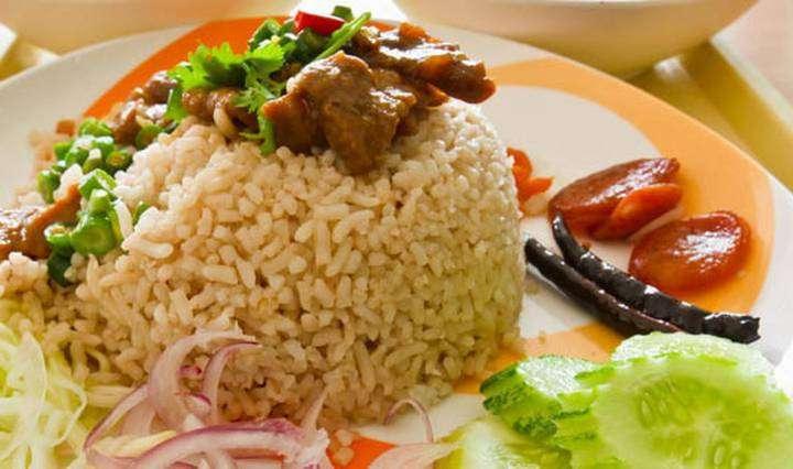 kuliner khas arab,menu nasi kebuli,cara membuat nasi kebuli,cara memasak nasi