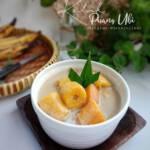cara membuat kolak pisang ubi